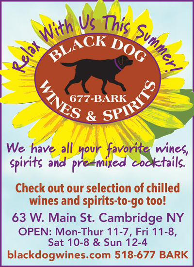 Black Dog Wines and Spirits Summer 2015